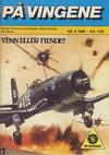 Cover for På Vingene (Serieforlaget / Se-Bladene / Stabenfeldt, 1963 series) #8/1988