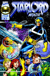 Cover Thumbnail for Starlord Megazine (Marvel, 1996 series) #1