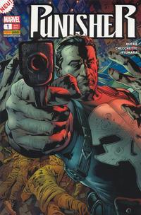 Cover Thumbnail for Punisher (Panini Deutschland, 2012 series) #1 - Ermittlungen