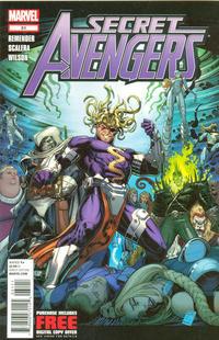 Cover Thumbnail for Secret Avengers (Marvel, 2010 series) #31