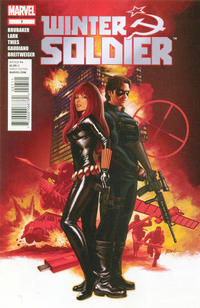 Cover Thumbnail for Winter Soldier (Marvel, 2012 series) #7