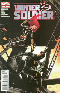 Cover Thumbnail for Winter Soldier (Marvel, 2012 series) #8