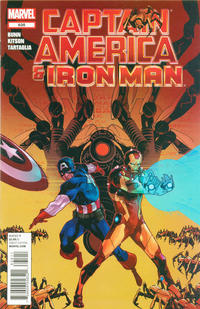 Cover Thumbnail for Captain America and Iron Man (Marvel, 2012 series) #635