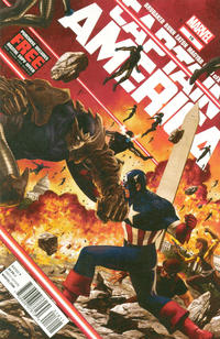 Cover Thumbnail for Captain America (Marvel, 2011 series) #16