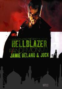 Cover Thumbnail for Hellblazer: Pandemonium (DC, 2010 series)