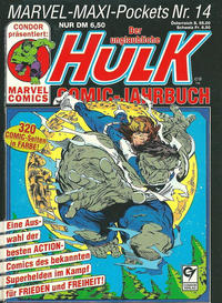 Cover Thumbnail for Marvel-Maxi-Pockets (Condor, 1980 series) #14