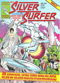 Cover Thumbnail for Marvel-Comic-Sonderheft (Condor, 1980 series) #35
