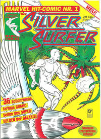 Cover Thumbnail for Marvel Hit Comic (Condor, 1989 series) #1