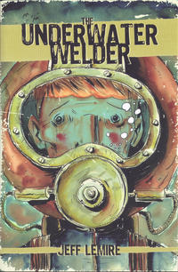 Cover Thumbnail for The Underwater Welder (Top Shelf, 2012 series)