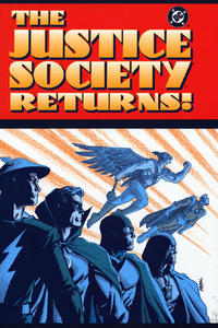 Cover Thumbnail for The Justice Society Returns! (DC, 2003 series)
