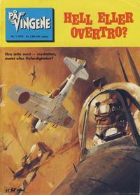 Cover Thumbnail for På Vingene (Serieforlaget / Se-Bladene / Stabenfeldt, 1963 series) #1/1970
