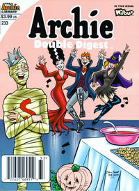 Cover Thumbnail for Archie Double Digest (Archie, 2011 series) #233 [Newsstand]