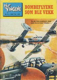 Cover Thumbnail for På Vingene (Serieforlaget / Se-Bladene / Stabenfeldt, 1963 series) #4/1969