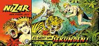 Cover Thumbnail for Nizar (Wildfeuer Verlag, 2000 series) #11