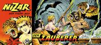 Cover Thumbnail for Nizar (Wildfeuer Verlag, 2000 series) #32