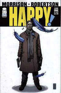 Cover Thumbnail for Happy! (Image, 2012 series) #1 [Cover A Darick Robertson]