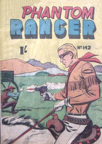 Cover for The Phantom Ranger (Frew Publications, 1948 series) #142
