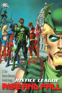 Cover Thumbnail for Justice League: Rise and Fall (DC, 2011 series)