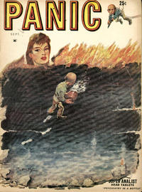 Cover Thumbnail for Panic (Panic Publications, 1958 series) #2