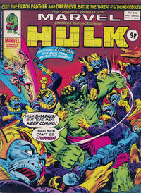 Cover Thumbnail for The Mighty World of Marvel (Marvel UK, 1972 series) #216