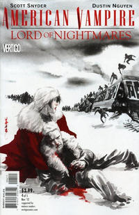 Cover Thumbnail for American Vampire: Lord of Nightmares (DC, 2012 series) #4