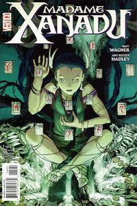 Cover Thumbnail for Madame Xanadu (DC, 2008 series) #2 [Michael William Kaluta Variant Cover]
