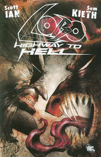 Cover Thumbnail for Lobo: Highway to Hell (DC, 2010 series)