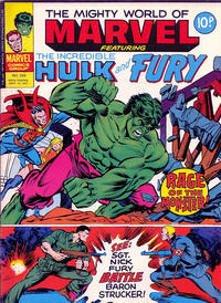 Cover Thumbnail for The Mighty World of Marvel (Marvel UK, 1972 series) #259