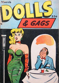 Cover Thumbnail for Dolls & Gags (Prize, 1951 series) #v1#3