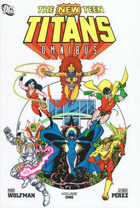 Cover Thumbnail for The New Teen Titans Omnibus (DC, 2011 series) #1