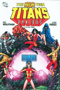 Cover Thumbnail for The New Teen Titans Omnibus (DC, 2011 series) #2