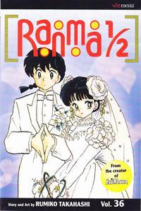 Cover Thumbnail for Ranma 1/2 (Viz, 2003 series) #36