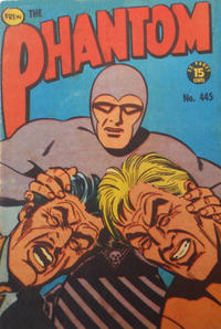 Cover Thumbnail for The Phantom (Frew Publications, 1948 series) #445