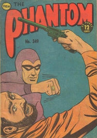 Cover Thumbnail for The Phantom (Frew Publications, 1948 series) #349