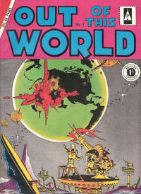 Cover Thumbnail for Out of This World (Thorpe & Porter, 1961 ? series) #3