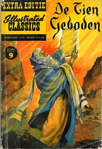 Cover Thumbnail for Illustrated Classics Extra Editie (Classics/Williams, 1959 series) #9 - De Tien Geboden