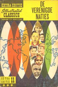 Cover Thumbnail for Illustrated Classics Extra Editie (Classics/Williams, 1959 series) #11 - De Verenigde Naties