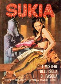 Cover Thumbnail for Sukia (Edifumetto, 1978 series) #18