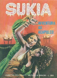 Cover Thumbnail for Sukia (Edifumetto, 1978 series) #20
