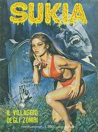 Cover Thumbnail for Sukia (Edifumetto, 1978 series) #24
