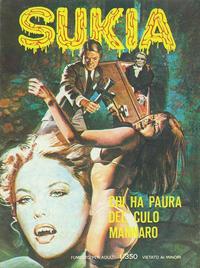 Cover Thumbnail for Sukia (Edifumetto, 1978 series) #27