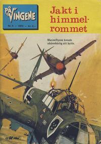 Cover Thumbnail for På Vingene (Serieforlaget / Se-Bladene / Stabenfeldt, 1963 series) #5/1972