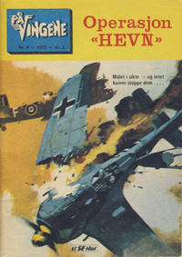 Cover Thumbnail for På Vingene (Serieforlaget / Se-Bladene / Stabenfeldt, 1963 series) #6/1972