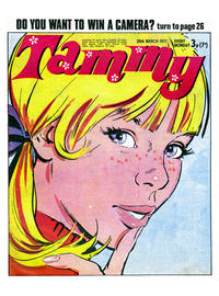 Cover for Tammy (IPC, 1971 series) #20 March 1971