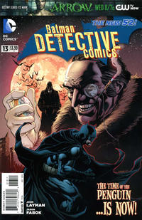Cover Thumbnail for Detective Comics (DC, 2011 series) #13