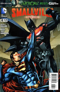 Cover Thumbnail for Smallville Season 11 (DC, 2012 series) #6