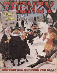 Cover Thumbnail for Frenzy (Picture Magazine, 1958 series) #5