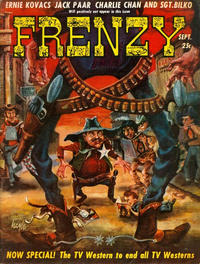 Cover Thumbnail for Frenzy (Picture Magazine, 1958 series) #3