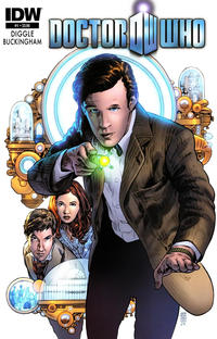 Cover Thumbnail for Doctor Who (IDW, 2012 series) #1