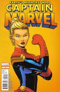 Cover Thumbnail for Captain Marvel (Marvel, 2012 series) #2